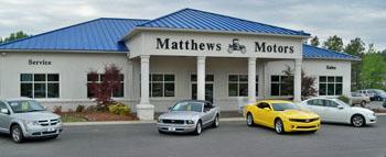 Matthews Motors Expert Auto Repair Clayton Nc 27520